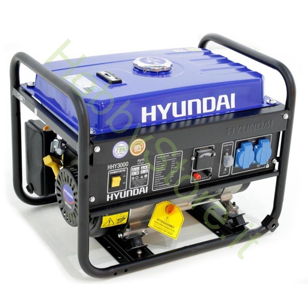 Generator Hyundai hy30002,8kW