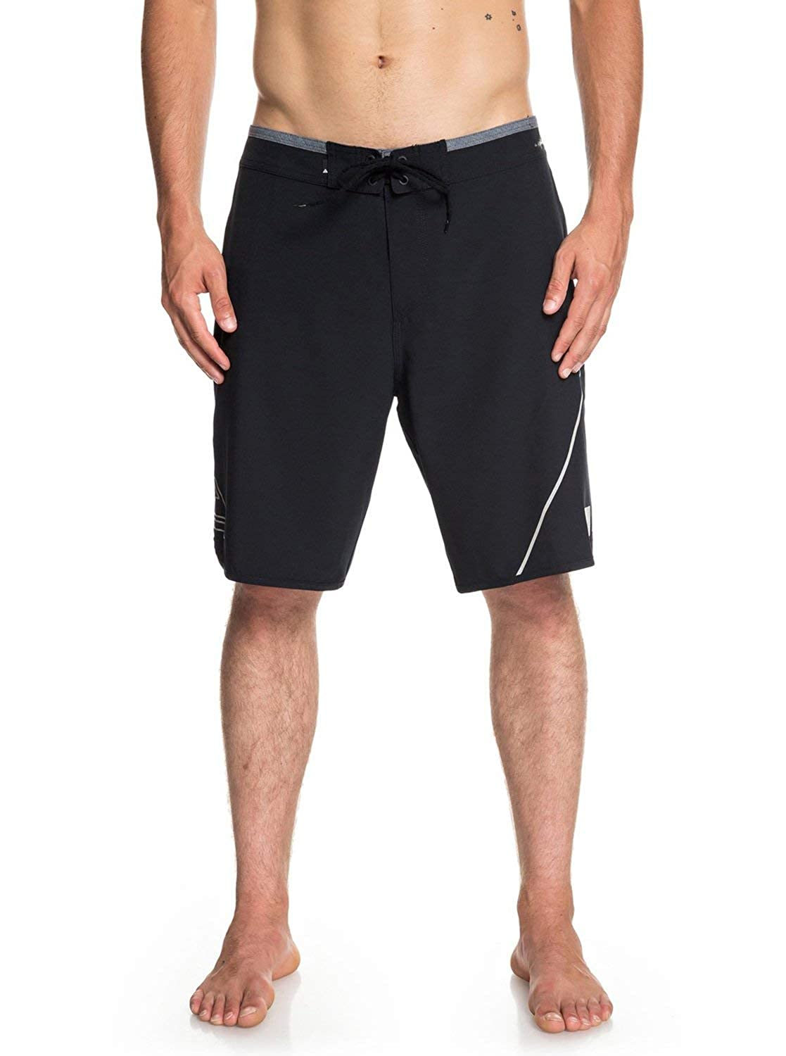 TALLA 32. Quiksilver Highline New Wave Board Short, Hombre