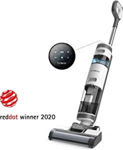Tineco iFLOOR3 Cordless Wet Dry Vacuum Cleaner, Lightweight, One-Step Cleaning for Hard Floors