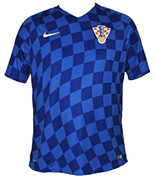 64d889d6a9d 2016-2017 Croatia Away Nike Football Shirt, Jerseys - Amazon Canada