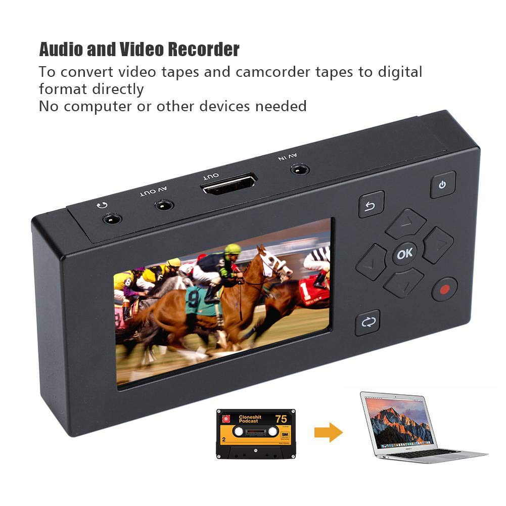 TV, vdeo y home cinema Reproductores y grabadores de vdeo Eboxer ...