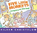 Five Little Monkeys Jumping on the Bed, Eileen Christelow, 0547896913