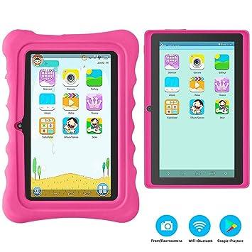 Amazon.es: Febelle Tablet para Niños 7 Pulgadas Android 8.1 Tablet ...