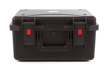 Impermeable de plástico Carcasa rígida con espuma para cámaras y accesorios