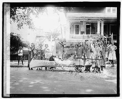 Photo: Petworth,July 4th,1921 - Froday Sales Black