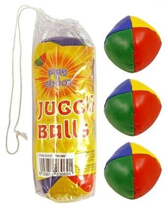 Fancy caja de llama de la y balón de Magos y malabares de pelotas ...