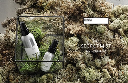 Ground Plan 24 Hours Secret Mist Korea cosmetic (300ml)