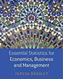 img - for Essential Statistics for Economics, Business and Management book / textbook / text book