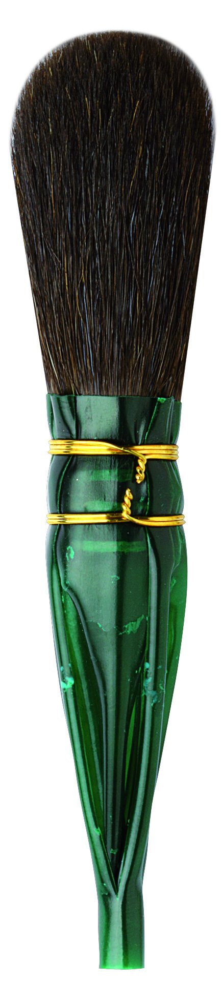 da Vinci Gilding Series 710 Double Quill Gilder Mop, Oval Blue Squirrel Hair, Size 15 (710ov-15) by da Vinci Brushes