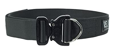 Elite Survival Systems Cobra Rigger's Belt with D Ring Buckle