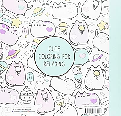 Pusheen Coloring Book: Belton, Claire: Amazon.sg: Books