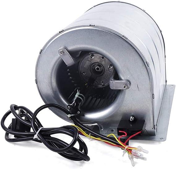 Ventilador centrífugo Φ146mm 300w Soplador centrífugo Extractor ...