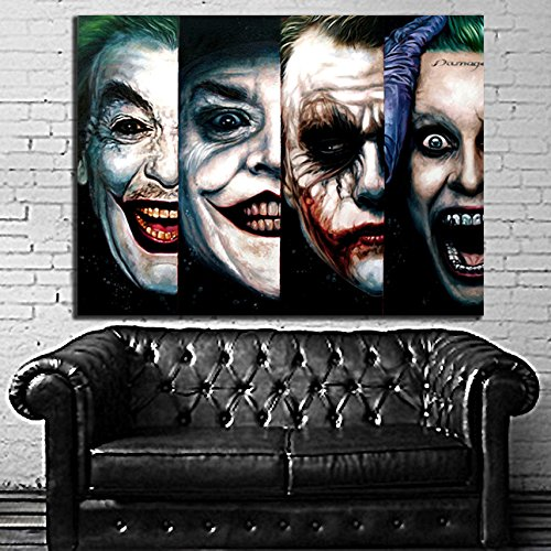 Joker Painting Amazon Com