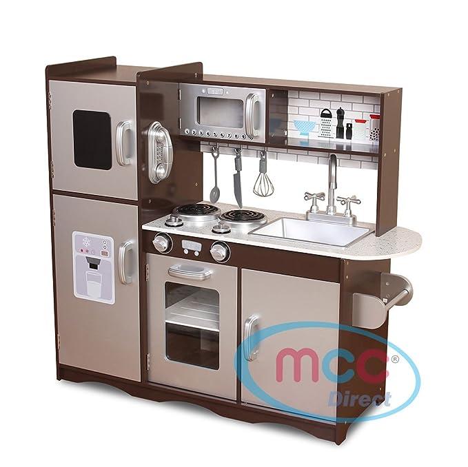 Kinderküche Holz mit Tafel - MCC Spielküche