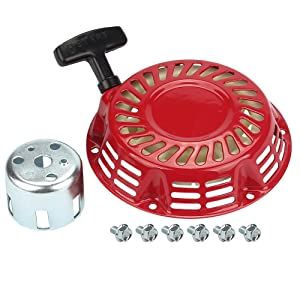 HIPA Recoil Starter + Cup for Harbor Freight Predator 172cc 212cc 6.5HP 7HP OHV Horizontal Engine 69730 69727