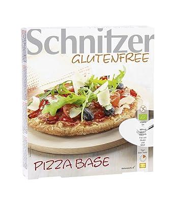 Bases para Pizza Sin Gluten Ecológicas Schnitzer (3x100g ...