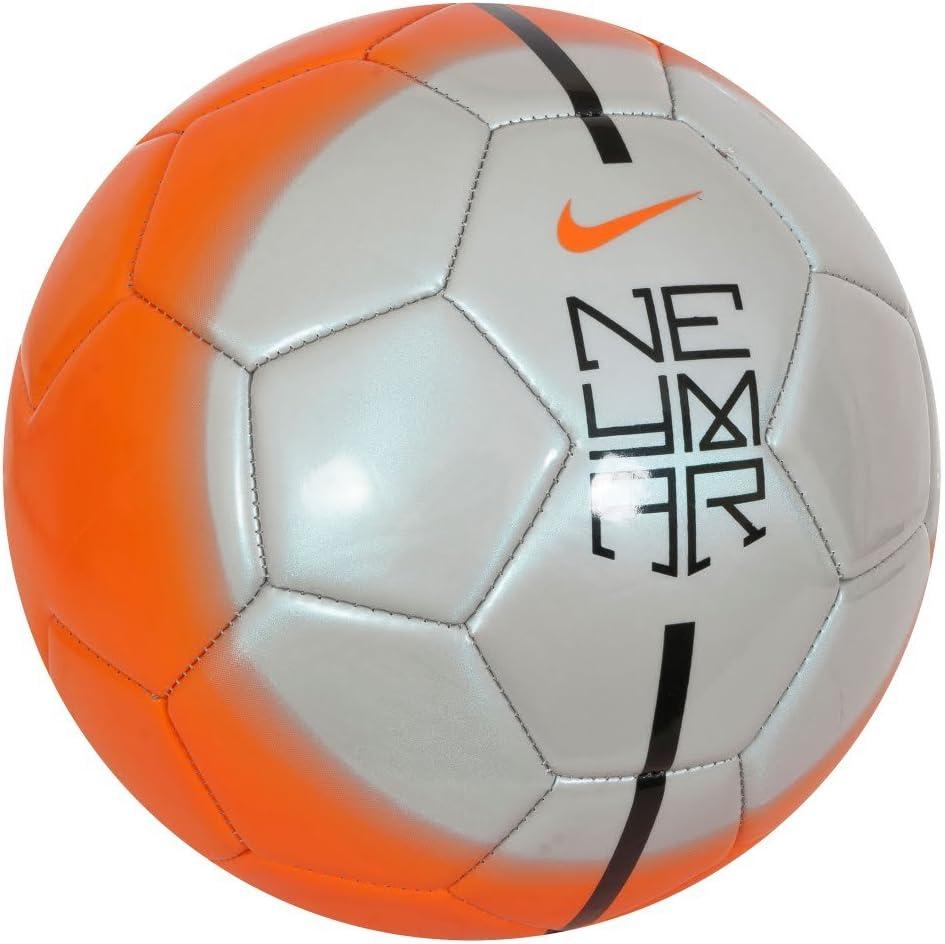 Nike Balón Prestige Neymar, Black/Wolf Grey/Total Orange, 5 ...
