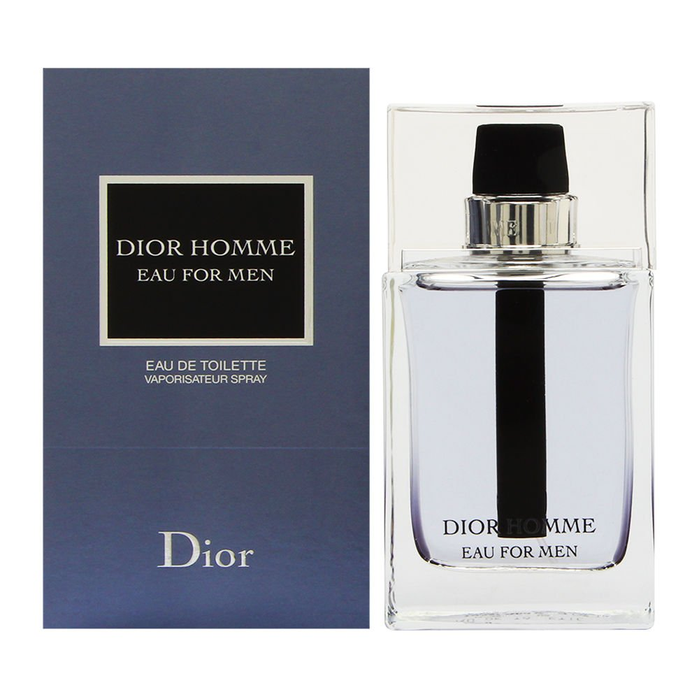 Dior Homme Eau For Men by Christian Dior for Men - 3.4 oz EDT Spray