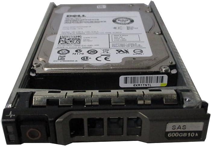DELL 600GB 10K 6G 2.5INCH SAS HDD R72NV (Certified Refurbished)