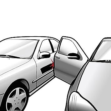 Xcellent Global Diy Car Door Dent Protector Removable
