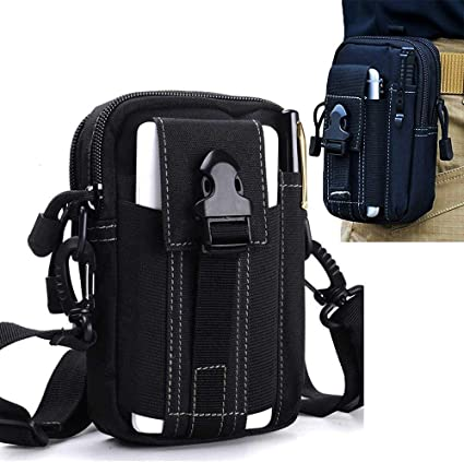 Strong Durable 1000D Nylon Tactical MOLLE Small Multi-purpose Utility Pouch