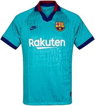 NIKE FC Barcelona Vapor Match 2019/20 Camiseta, Hombre: Amazon.es ...