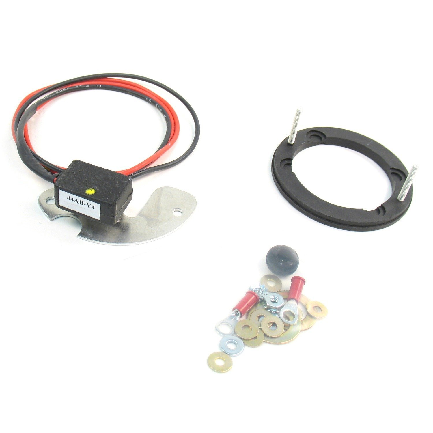Pertronix 1181//40011 Ignitor /& Flame-Thrower 40,000 Volts 1.5 Ohm Coil Kit for Delco 8 Cylinder