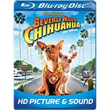 Beverly Hills Chihuahua (BD Live) [Blu-ray] (2008)