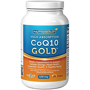 Nutrigold High Absorption 100 mg