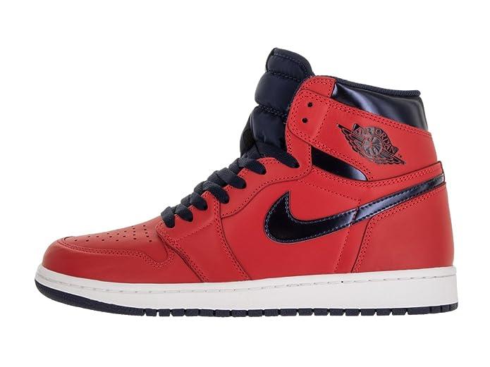new product b6a06 cdb26 Amazon.com   Air Jordan 1 Retro High OG - 555088 606   Fashion Sneakers