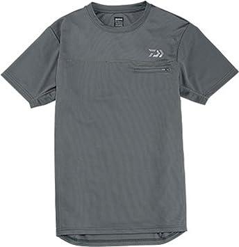Daiwa camiseta de manga corta DE-8305 tamaño XL Azul: Amazon.es: Deportes y aire libre