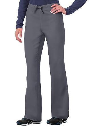 2577e88d81c White Swan Fundamentals 14712 Women's Professional Scrub Pant Pewter XXS  Petite