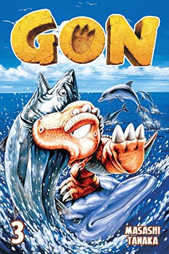 Gon 3 by Kodansha Comics