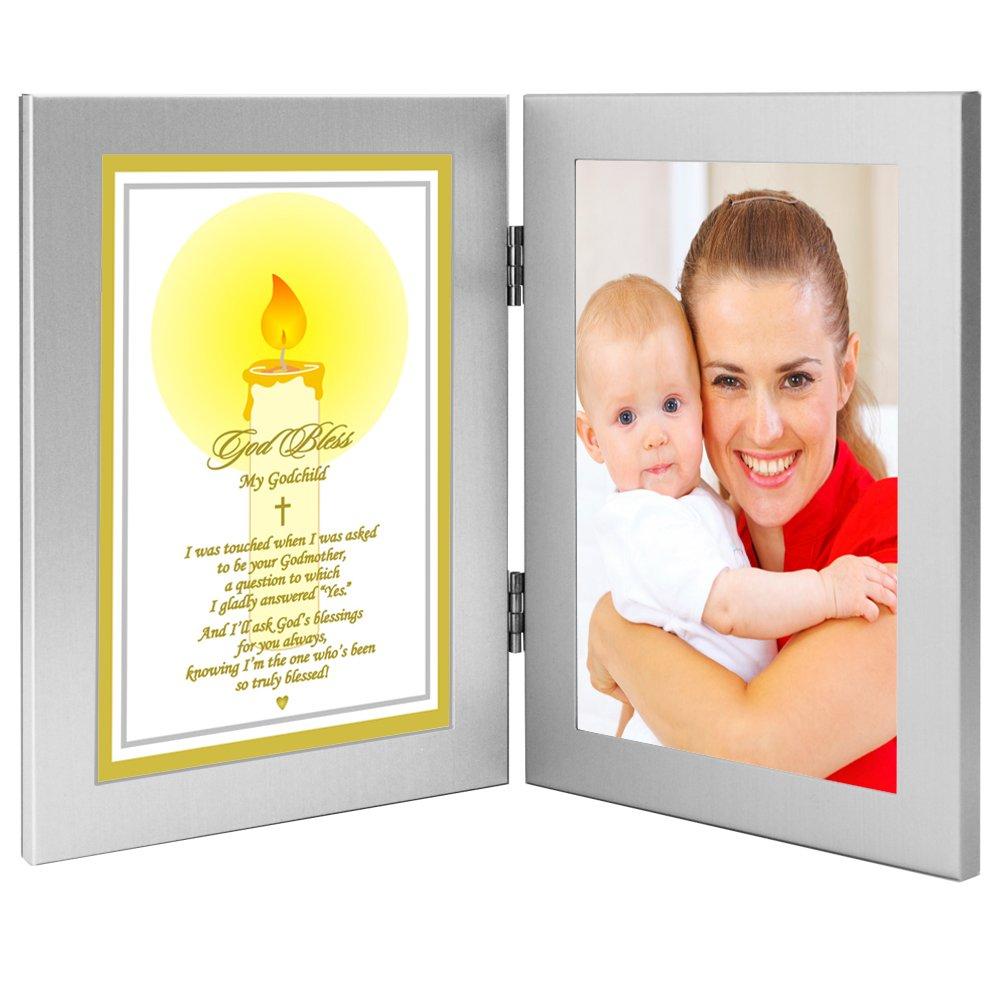 Amazon.com - Godchild Baptism Gift - Sweet Godmother to Godchild ...