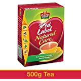 Red Label Natural Care Tea, 500g (Save Rupees 15)