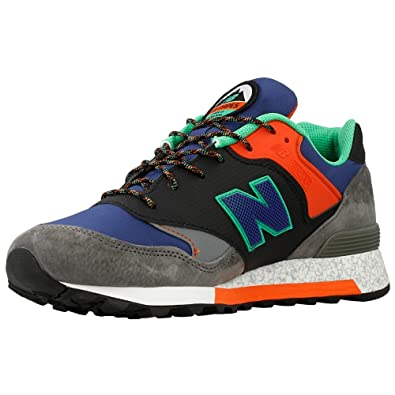 NEW BALANCE HOMME M577NGO MULTICOLORE SUÈDE BASKETS VGhl9PieFR