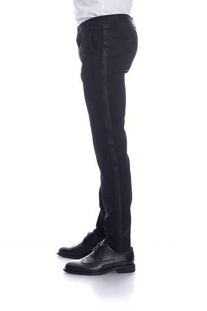 enorme inventario stili freschi nuovo stile e lusso Imperial Pantalone da Smoking Uomo Nero: Amazon.it ...