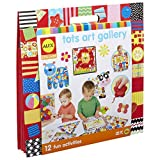 Best ALEX Toys Kid Art Supplies - ALEX Toys - Junior Art Gallery Activity Kit Review