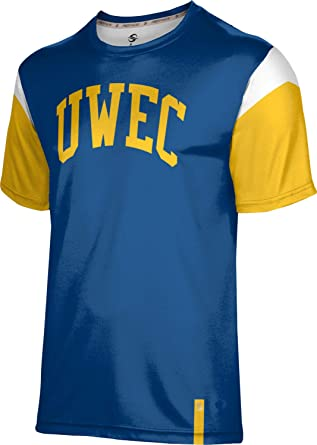 ProSphere University of Wisconsin-Eau Claire Boys Performance T-Shirt Solid