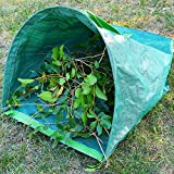 Fern and Foliage 111 Lawn and Leaf (2) Non-Reusable Garden Bags-Foldable Yard garbag, 1