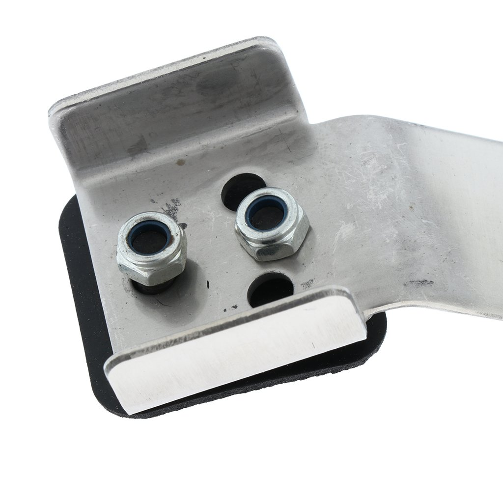 Baoblaze Durable Stainless Steel Scooter Flex Brake 100mm//110mm Wheels Scooter Accessories No Noise