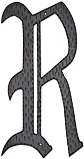 product image for Montague Metal Products Home Accent Monogram, R, 24-Inch