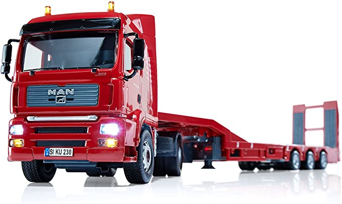 6721 Chassis ohne Schrauben Tieflader  Siku control 1//32