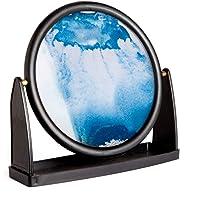 MDI Australia Round Blue Sand Art Desk Science Kit, Blue