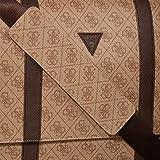 GUESS Men's Messenger Bag, Brown, Medium