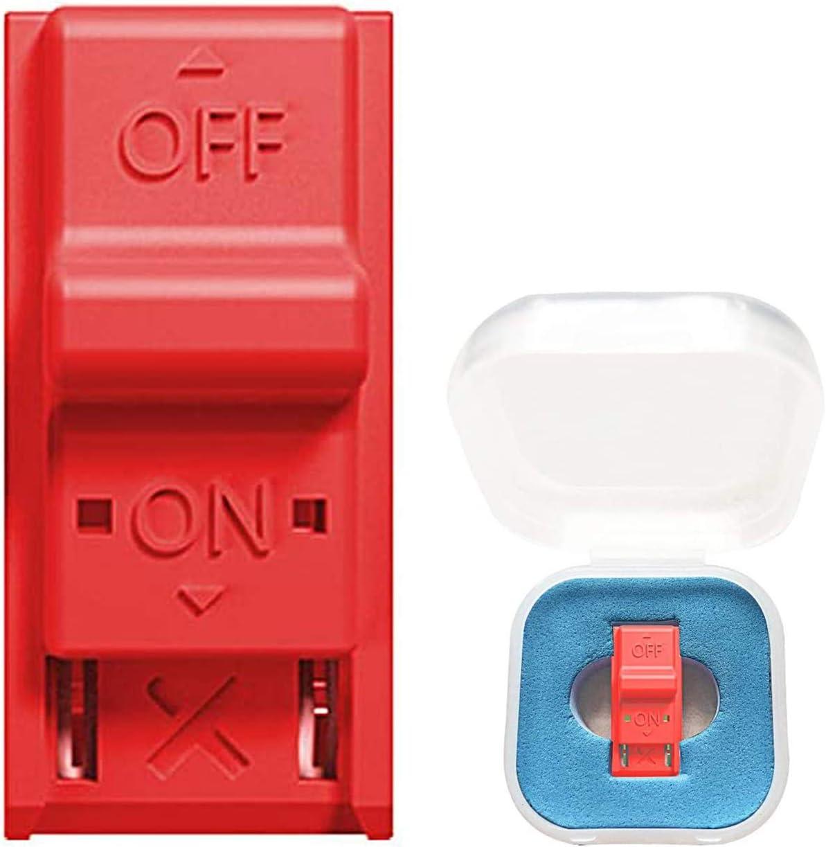 RCM Clip Short Connector Jig Modified Archive Kits Crack NS Tools para Switch Joy-con Cortocircuito con caja de almacenamiento