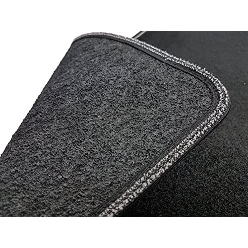 le tapis voiture sprint04107 tapis moquette noire. Black Bedroom Furniture Sets. Home Design Ideas