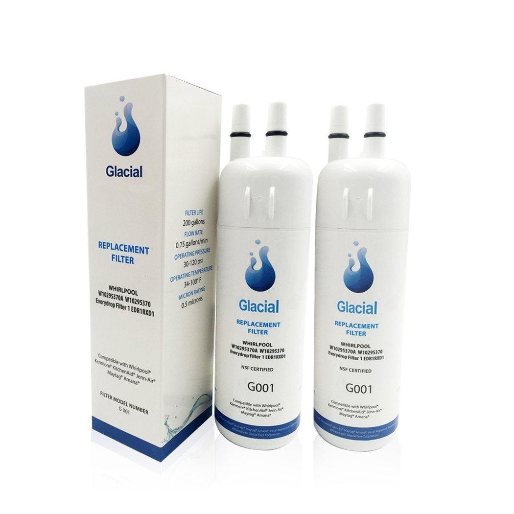 Refrigerator Water Filter kenmore 9081 Water Filter Replacement filter 1 kenmore 9930 (2 pack)