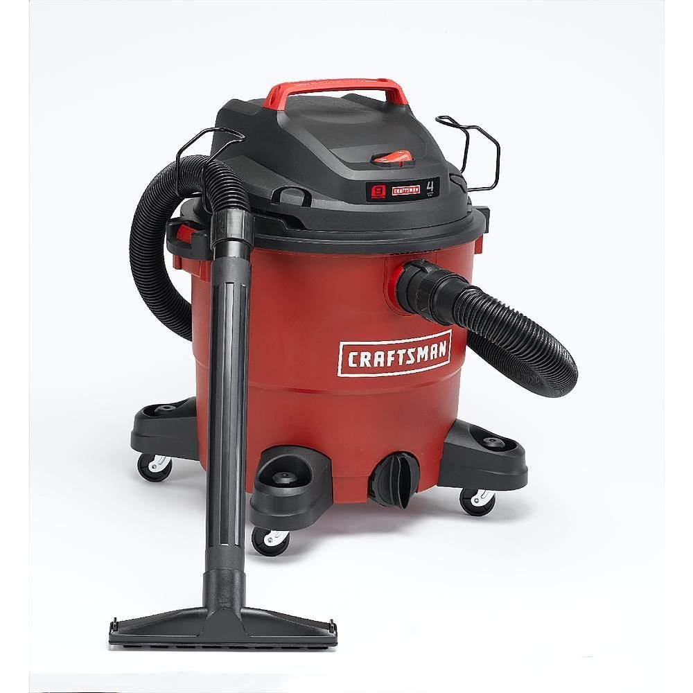 Craftsman 9 Gallon 4 Peak HP Wet/Dry Vaccum Shop Vac/Blower