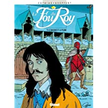 Le Fou du roy - Tome 05 : Le Masque et la plume (French Edition)